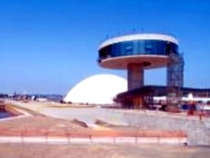Centro Niemeyer in Aviles