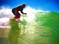 Surfspots / Surfreviere Spanien: Andalusien